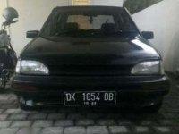 Toyota Starlet hitam ori 1989