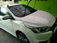 Toyota Yaris TRD sportivo 2014 istimewa