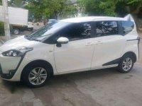 Toyota Sienta Tipe G 2017 Matic CVT Oper Kredit