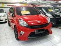 Toyota Agya1.0 Mt 2016 terawat sekali *new satria mobil*