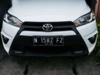 Toyota ALL NEW YARIS S TRD SPORTIVO 2015 autometic langka