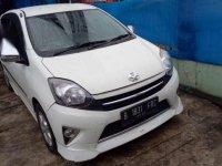 Toyota  Agya G TRD 2015 Metic