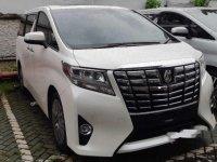 Toyota Alphard G 2017
