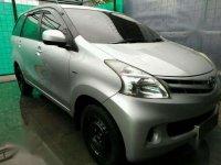 Toyota Avanza 2014 E M/T Silver metalic
