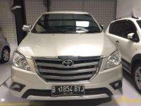 Toyota Innova 2.0 G AT Bensin 2013