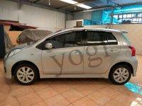 Toyota Yaris E Matic 2012 Warna Silver