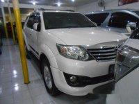 Toyota Fortuner Trd G 2012