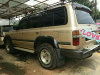 Toyota Land Cruiser diesel VX 4x4 manual 2000