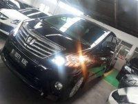 Toyota Alphard 2012 hitam