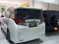 Toyota Alphard 2.5 Gatpm 2016