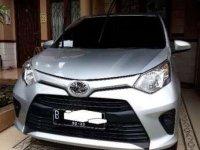 Jual Toyota Calya G MT 2016 Silver Metalik