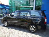 Toyota Innova G Diesel 2.5 Manual 2014 Hitam.