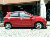 Toyota ETIOS G manual 1,2 bensin 2015