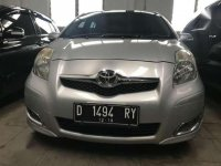 Toyota Yaris E MT 2009 Silver Metalik Mulus Terawat