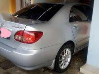 Toyota Corolla Altis G MT Tahun 2007 Manual