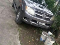 2006 Toyota Hilux Double Cabin Manual