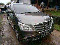 Toyota Kijang Innova V Luxury 2014 MPV