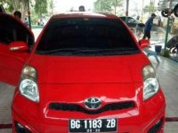 Toyota Yaris 2012 Manual Terawat