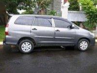 Toyota Kijang Innova E AT Tahun 2011 Automatic