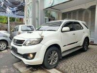 Toyota Fortuner TRD 2014 SUV
