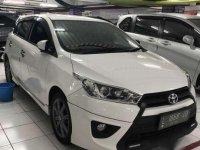 Toyota All New Yaris Trd 2015 Km 19 Ribu Bagus Poll