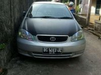 Toyota Corolla Altis G AT Tahun 2002 Automatic