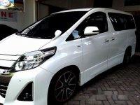 2014 Toyota Alphard Automatic