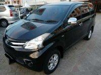 Jual Toyota Avanza G AT 2012 BM kota hitam
