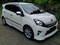 Toyota Agya TRD S MT 2014 Manual