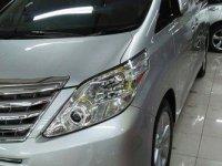 2012 Toyota Alphard G Automatic