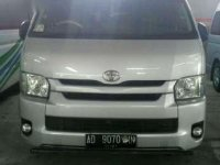 Toyota Hiace Van MT Tahun 2014 Manual