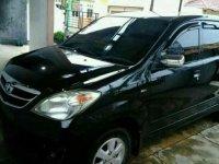 Toyota Avanza G  1.3 M/T Warna Hitam Tahun 2009