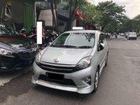 Toyota Agya TRD Sportivo '2014 Silver
