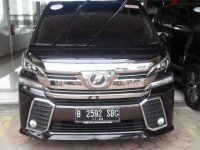 Toyota Vellfire Z 2.5 AT Tahun 2015 Automatic