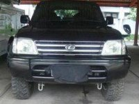 2000 Toyota Land Cruiser TZ 3400 Automatic