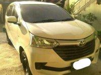 Jual Toyota Avanza E AT 2016