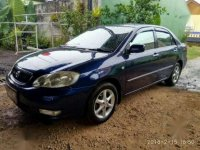 Toyota Corolla Altis V MT Tahun  2002 Manual