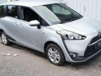 Toyota Sienta G AT Tahun 2017 Automatic