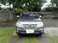 Toyota Kijang Innova V Luxury AT Tahun 2014 Autoamtic