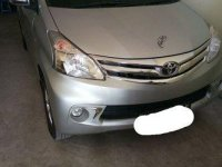2008 Toyota Avanza G Manual
