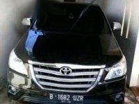 Toyota Kijang Innova G AT Tahun 2013 Automatic
