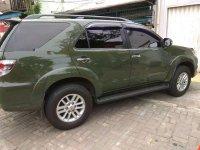 Toyota Fortuner G Luxury 2013