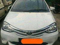 Toyota Etios Valco type E 2014