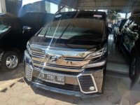 Toyota Vellfire Z 2.5 AT 2015