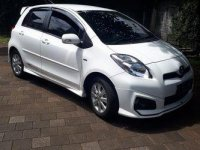 2012 Toyota Yaris TRD Sporty Manual