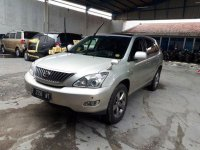 2008 Toyota Harrier G 2.4 Automatic
