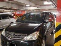 Toyota Kijang Innova 2.5 E+ Diesel 2009