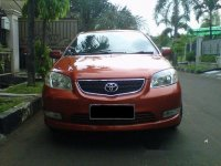 Toyota Vios THN 2004 Matic Orange Metalic