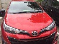 Toyota Yaris TRD 2018 Hatchback