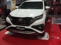 Toyota Rush G 2017 SUV